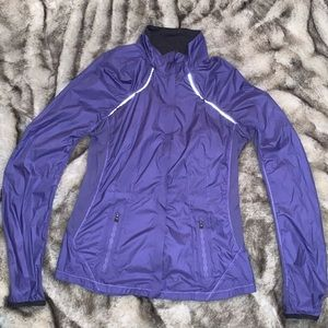 LULULEMON Run Essential Jacket Vented Reflective